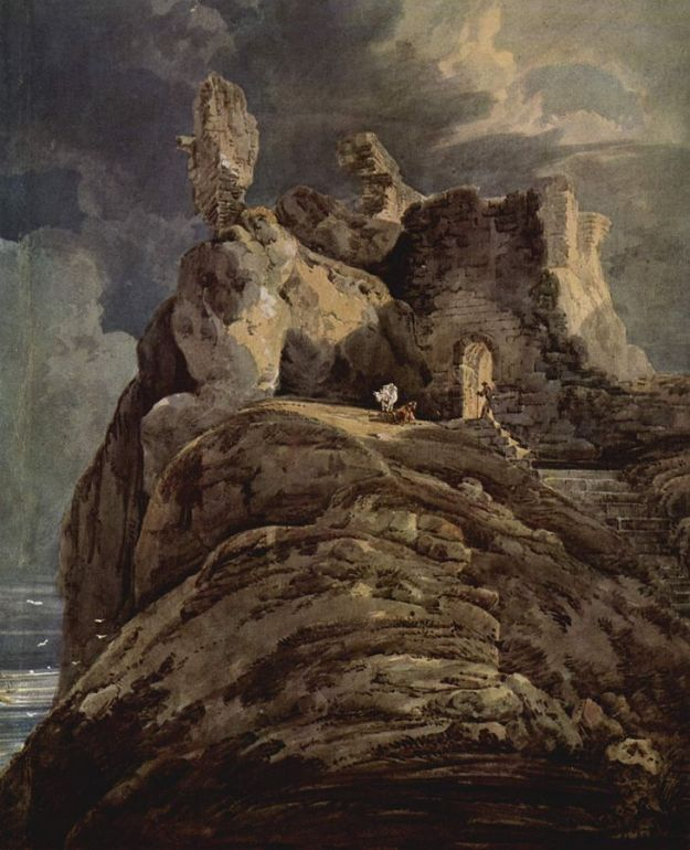 Thomas Girvin Bamburgh Castle
