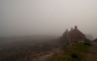 cottages in sea haar1