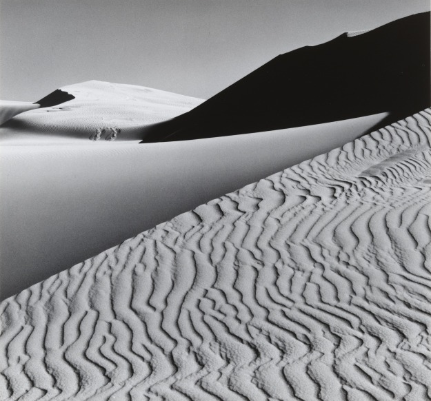 Ansel Adams Dunes Oceano California 1963