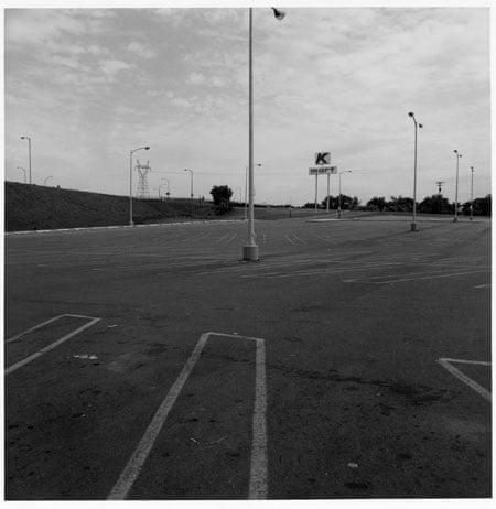 Frank Gohlke Landscape St Paul Minnesota 1974
