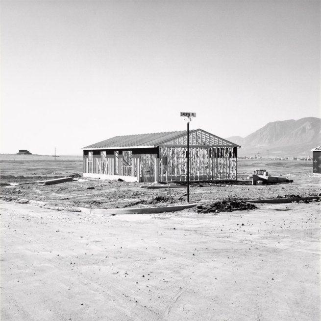 Robert Adams Frame for a Tract House Colorado Springs Colorado 1969