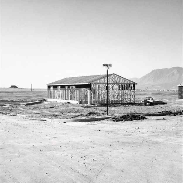 Robert Adams Frame for a Tract House Colorado Springs Colorado 1969