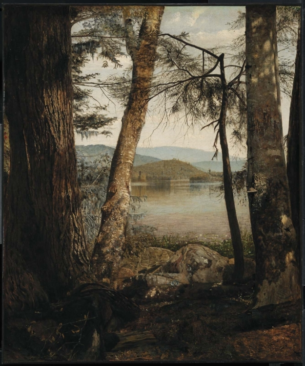 Study of Upper Saranac Lake